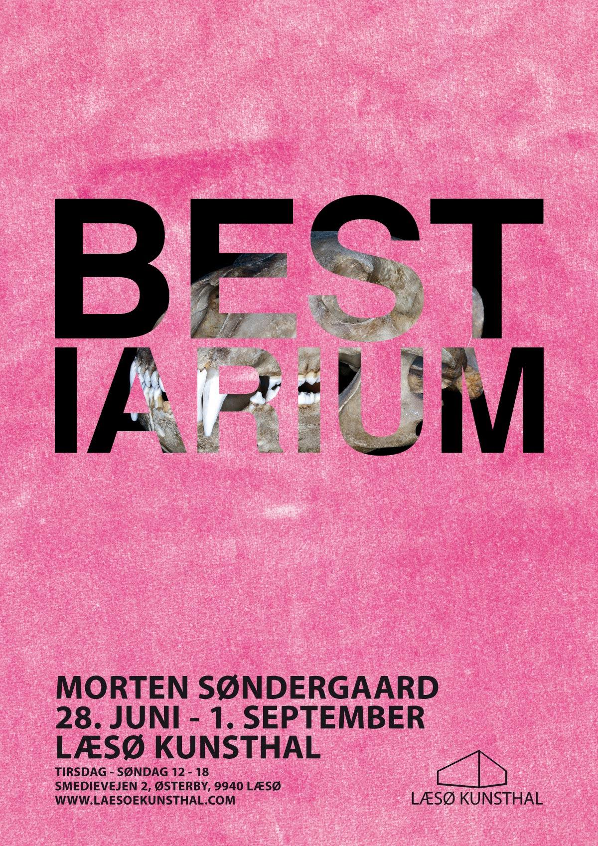 Læsø Kunsthal 2014: Bestiarium af Morten Søndergaard