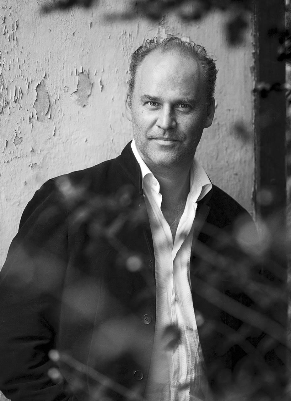 Morten Søndergaard optræder til Læsø Litteraturfestival, 1. - 3. august 2014