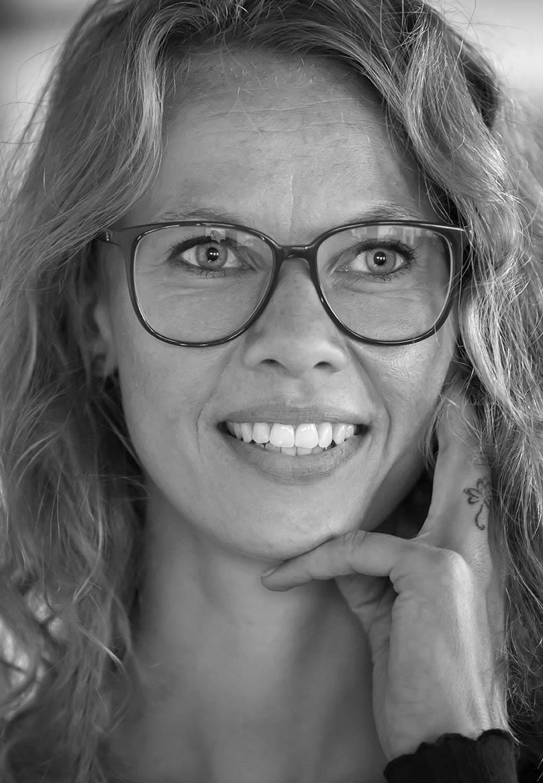 Camilla Meyer, Læsø Litteraturfestival 2014. Foto: Lars Gundersen