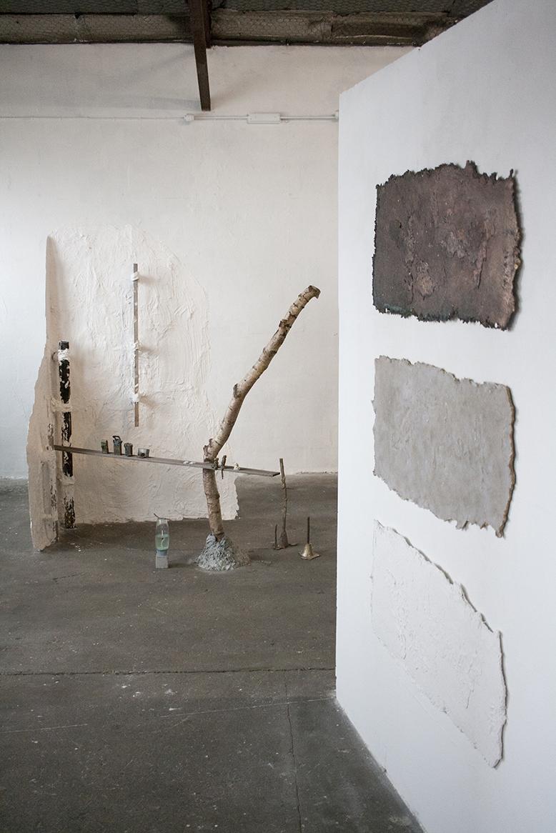 Julie Bitsch, Laesoe Art Hall 2015, Photo: Jon Eirik Lundberg