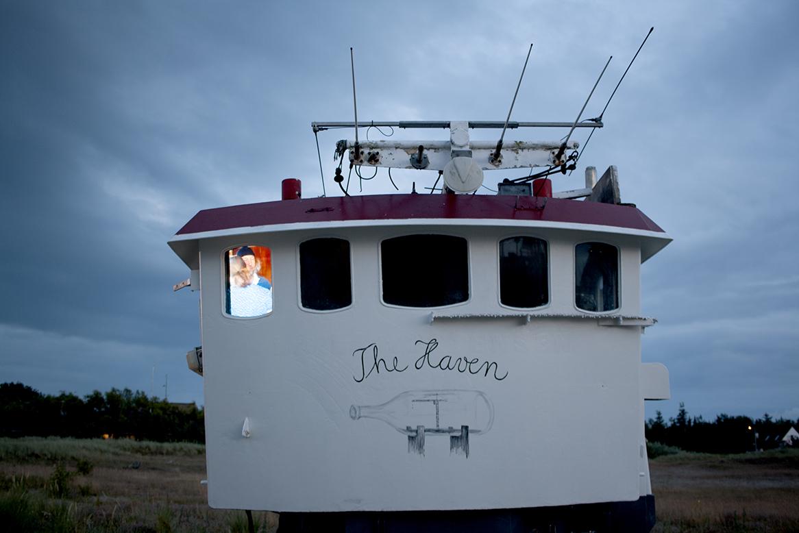 The Haven, Læsø, 2015. Photo: Jon Eirik Lundberg