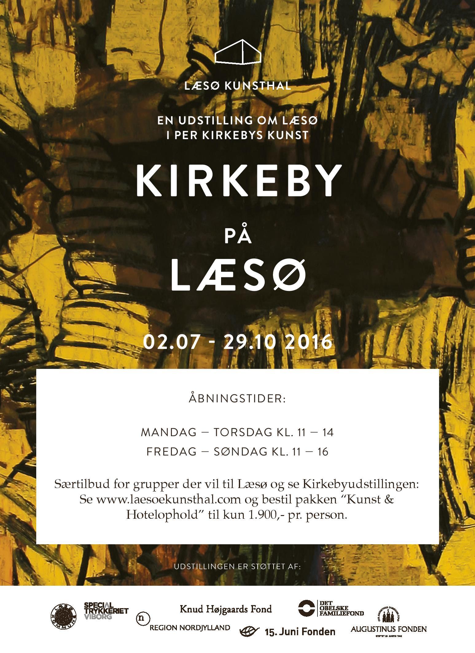 Tag på kunst- og hotelrejse til Læsø - Klik her for at komme til bestillingssiden hos Læsø Pakkerejser