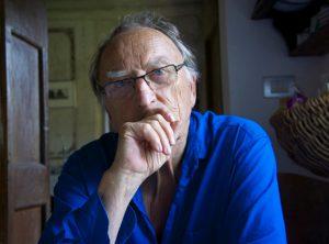 Jørgen Haugen Sørensen. Photo: Simon Lautrop. Laesoe Kunsthal 2017.