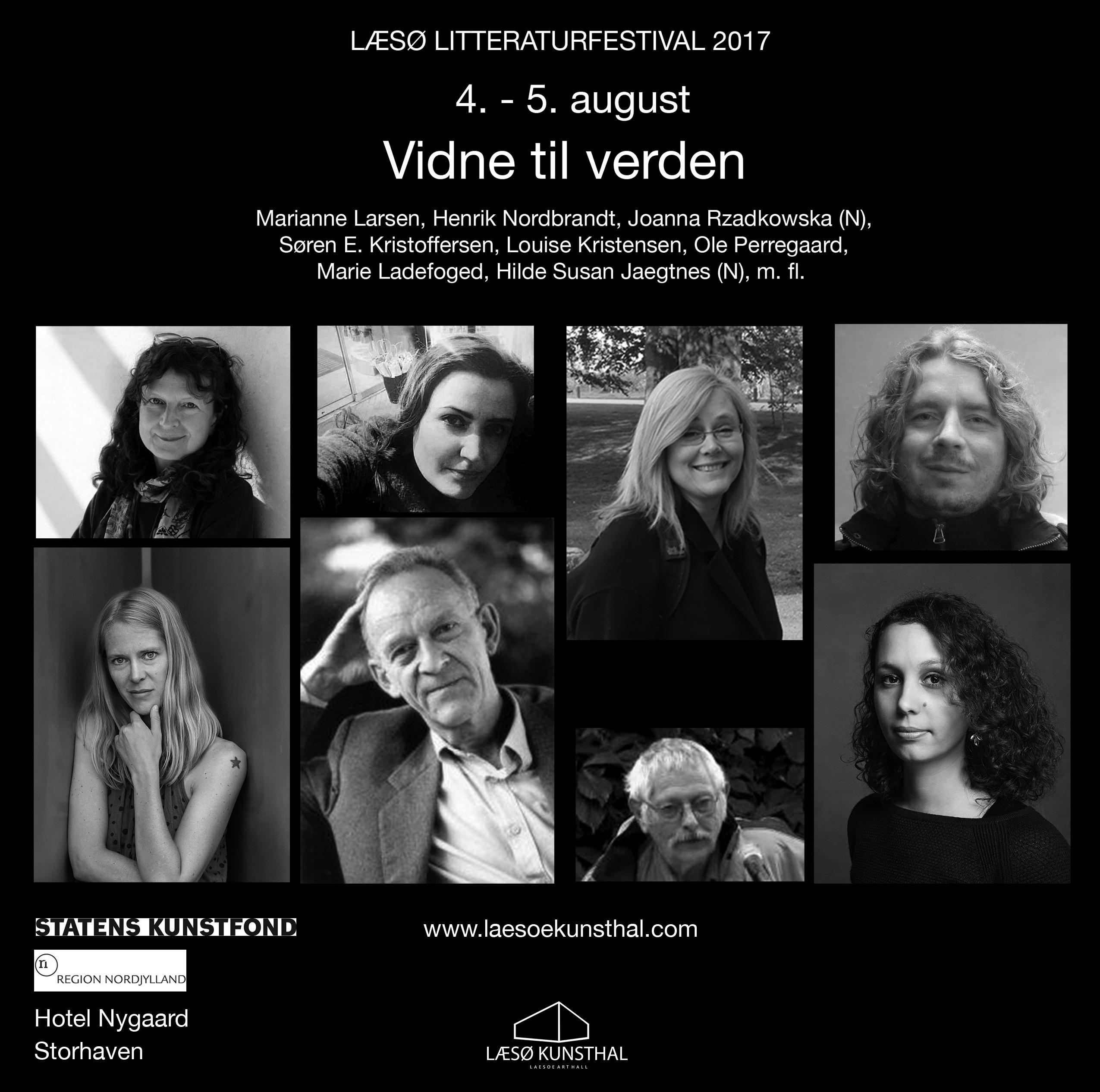 Læsø Litteraturfestival 2017