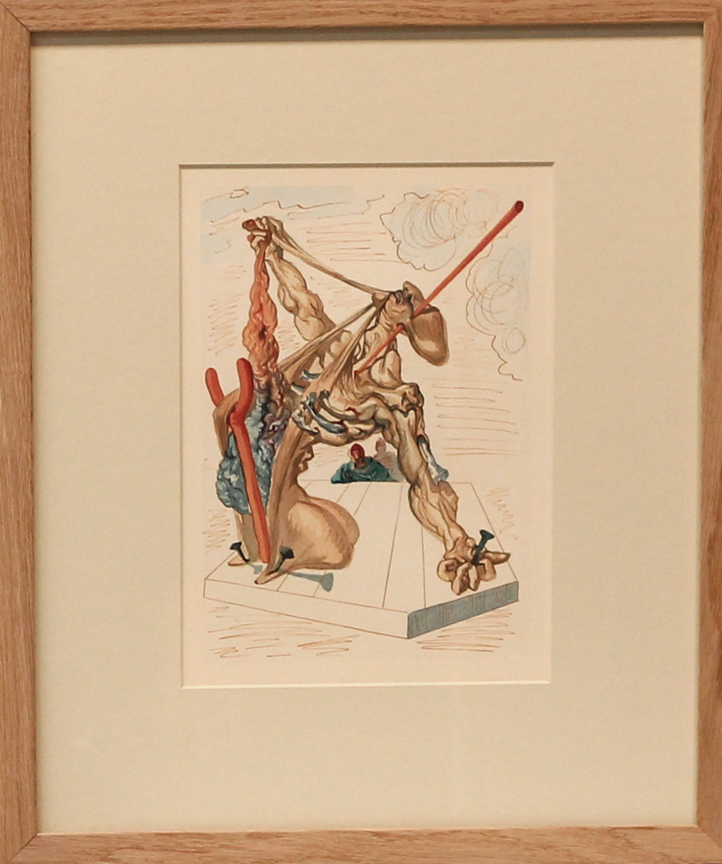 Salvador Dalí print