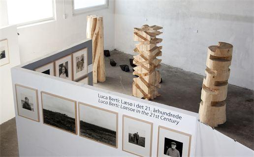 """Luca Berti """"Fortællinger fra landet; Læsø i det 21. århundrede"""""""