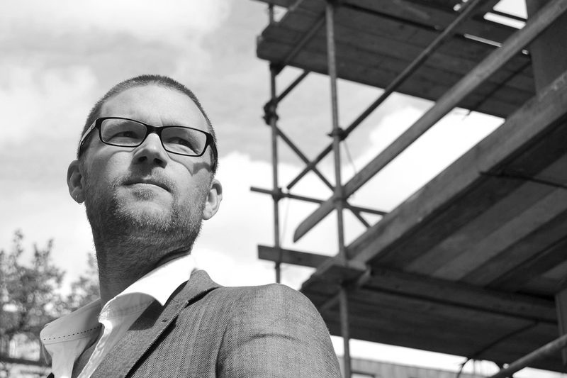 Jonas W. Rasmussen optræder til Læsø Litteraturfestival 2014